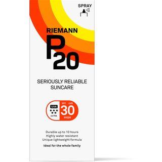 Riemann P20 einmal täglich Sonnenschutz Spray