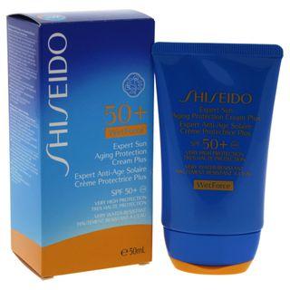 Shiseido Expert Sun Aging Protection Plus SPF 50 unisex